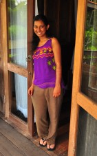 Laasya Samhita, Postdoctoral fellow
