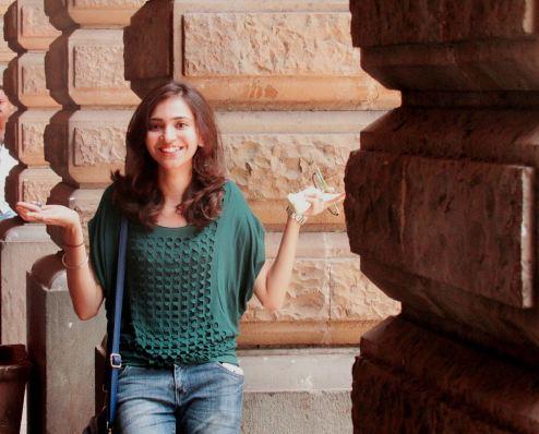 Shreya Vichare, PhD candidate
