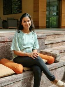 Sneha Garge, Postdoctoral Fellow
