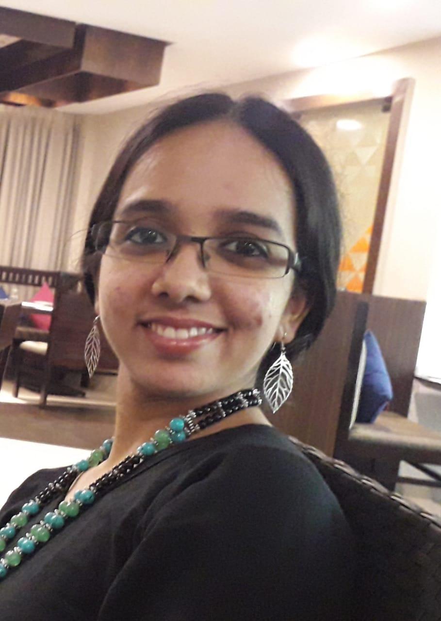 Shubha Govindarajan, PhD student